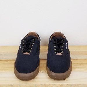 2811d549a854 Tommy Hilfiger Shoes - Tommy Hilfiger Navy Blue Casual Shoes Men Size 9.5